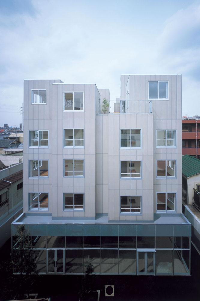 押出成形セメント板「アスロック」 施工例  株式会社ノザワ