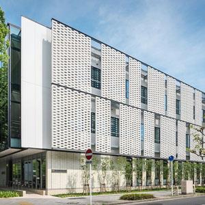 押出成形セメント板「アスロック」 施工例 工場塗装品 株式会社ノザワ