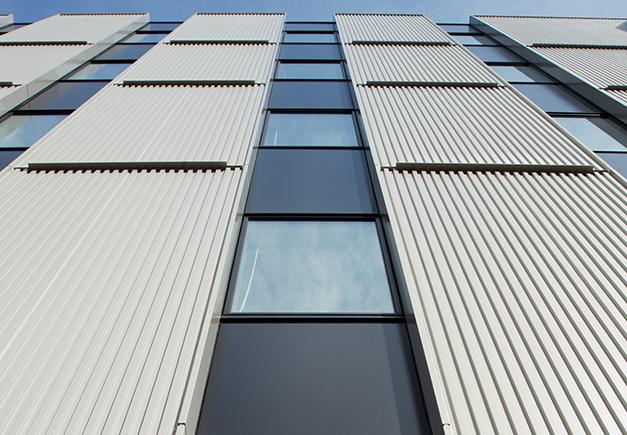 デザインパネル 押出成形セメント板「アスロック」 株式会社ノザワ